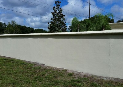 Wall Repair After