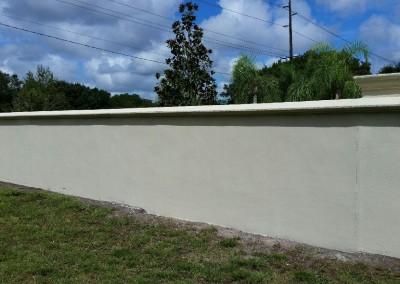 Wall Repair After